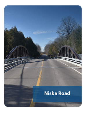 Niska Road Bridge Replacement