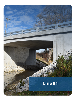 Line 81 Bridge Replacement