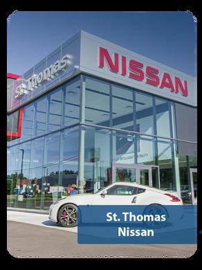 St Thomas Nissan
