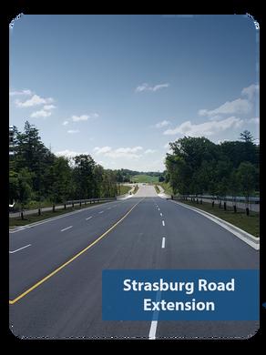 Strasburg Road Extension