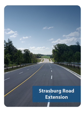 Strasburg Road Extension