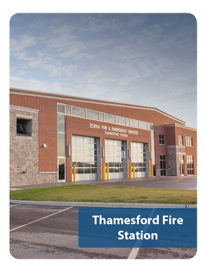 Thamesford Fire Station