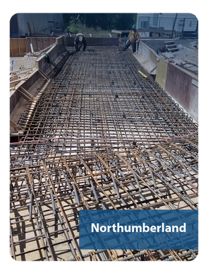 Northumberland Street Bridge Structure Rehabilitation