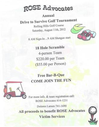 ROSE Advocates Annual Golf Tournament