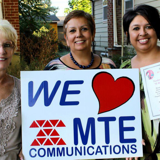 We Love MTE!