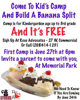 Kid's Camp