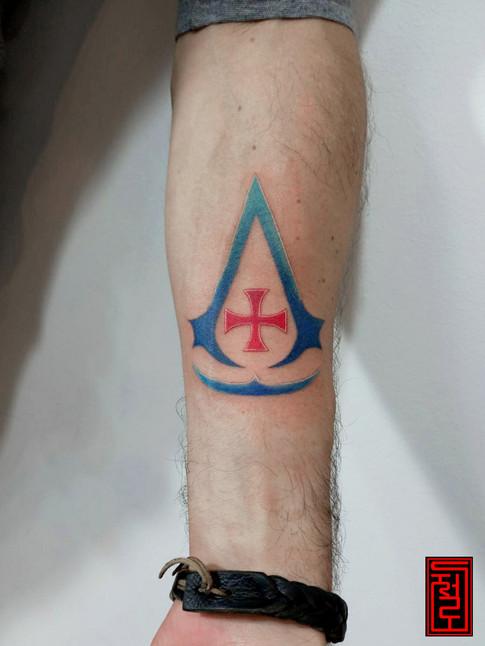 Düsseldorf tattoo zero