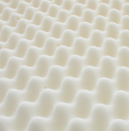 egg crate foam mattress topper. Egg Crate Memory Foam Mattress Topper (Twin)