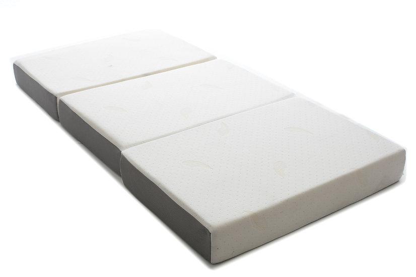 6-Inch Memory Foam Tri-fold Mattress (Full)