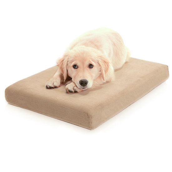 Milliard Premium Orthopedic Memory Foam Dog Bed +