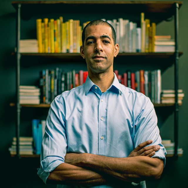 Author Portrait