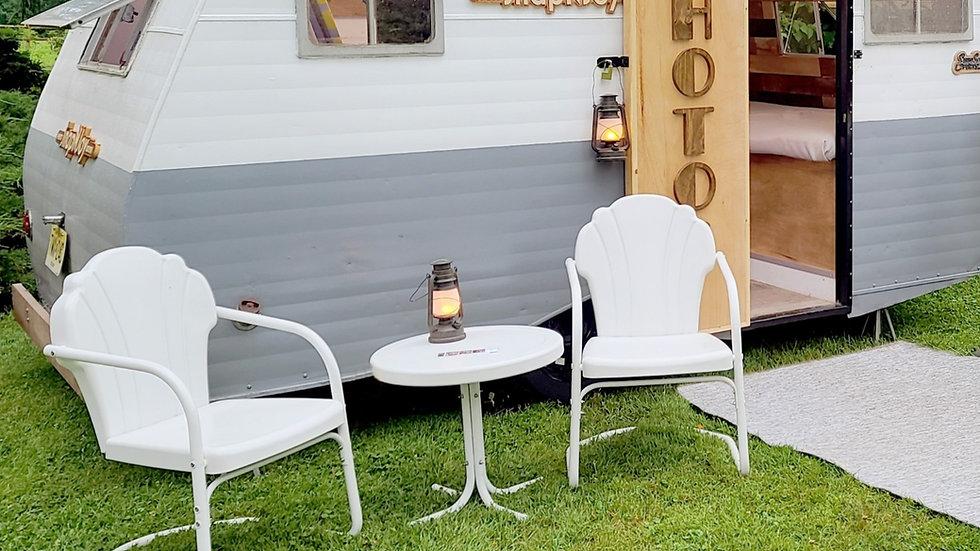 Vintage Lawn Furniture