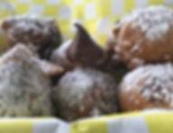 CHOCOLATE FUNNEL CAKE balls