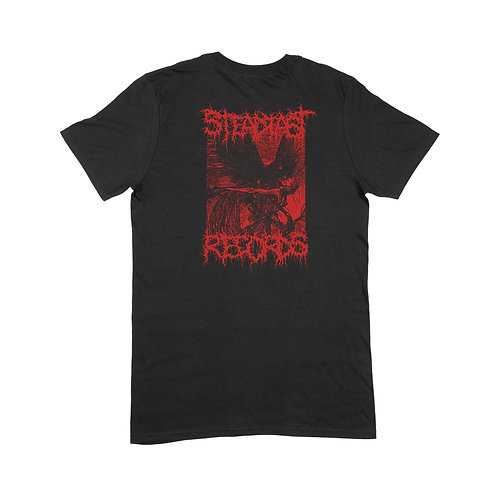 Steadfast Records Death Pangs Shirt (Short or Long Sleeve)