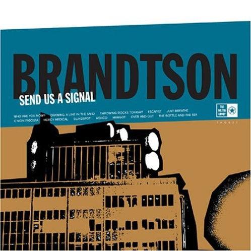 Brandtson: Send Us A Signal: Vinyl