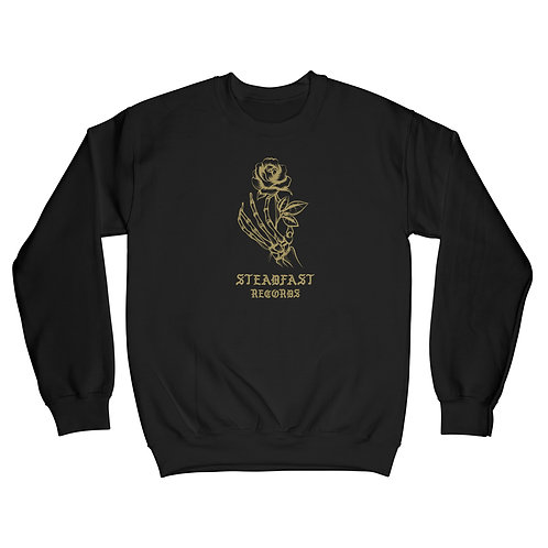 Steadfast Dead Rose Crewneck Sweatshirt