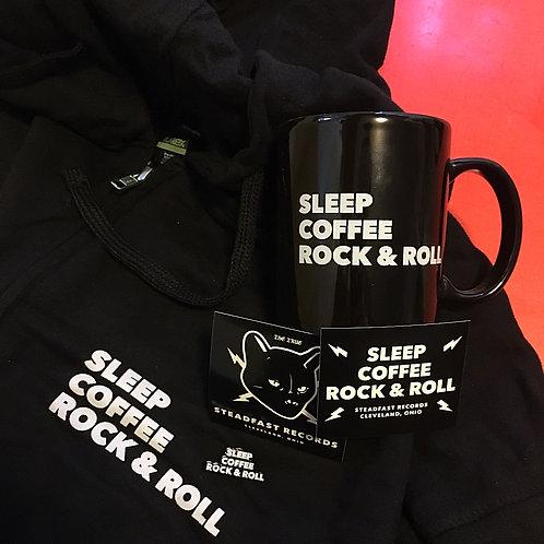 Sleep, Coffee, Rock & Roll Bundle
