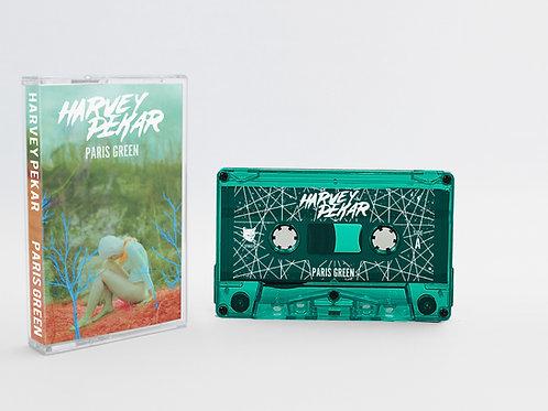 Harvey Pekar: Paris Green: Cassette
