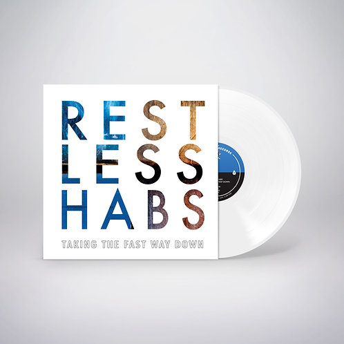 Restless Habs: Taking the Fast Way Down: Vinyl