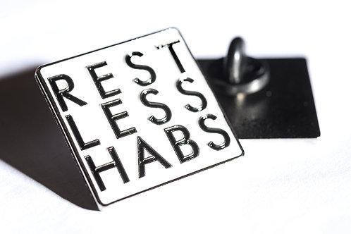 Restless Habs Enamel Pin