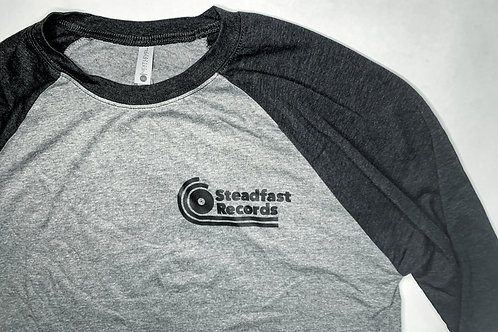 Steadfast Records 3/4 Length Baseball T's