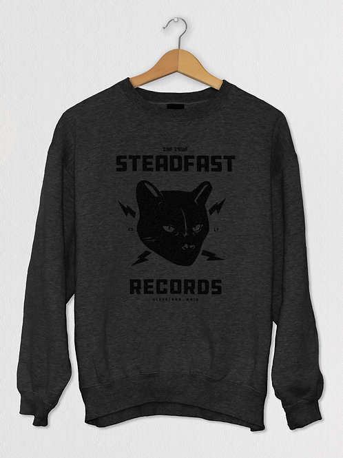 Steadfast Records Crewneck Sweatshirt