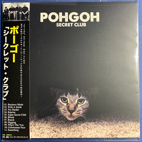 Pohgoh: Secret Club: CD (Japanese Import)