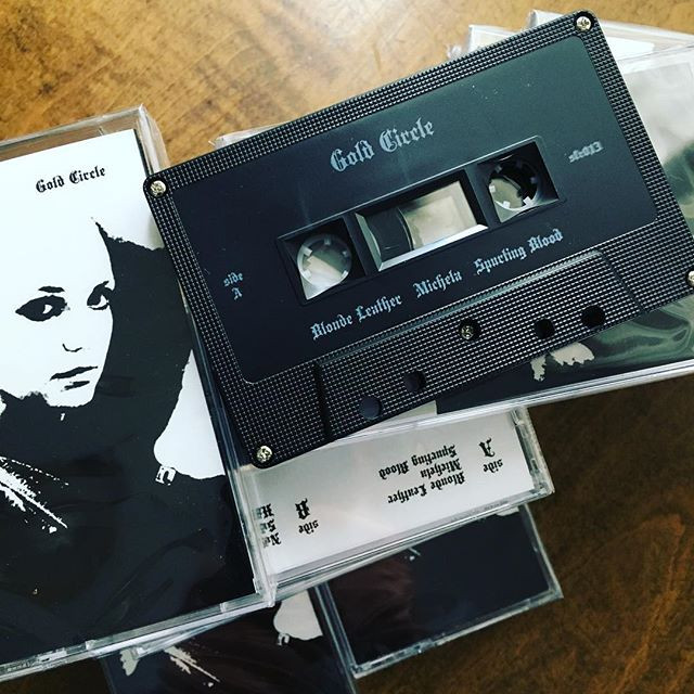Gold Circle cassettes