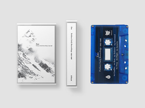 Zao: Preface: Early Recordings 1995-1996:Cassette