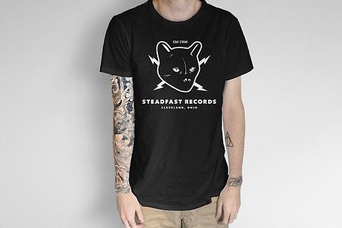 Steadfast Black Cat T-Shirt
