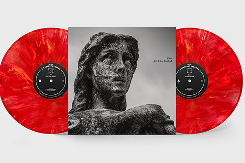 Zao: All Else Failed: 25th Anniversary Edition: Vinyl