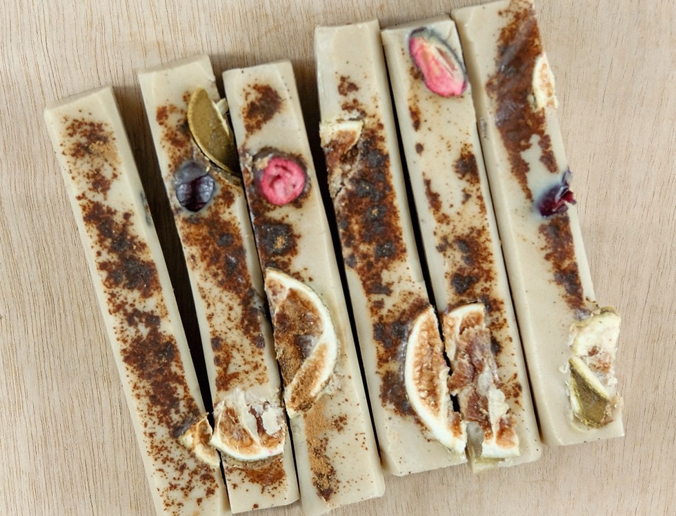 The Stick | Goats Milk + Cinnamon + Dried Fruit - Scented Cinnamon + Baked Apple