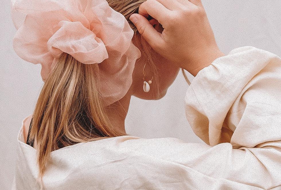XL Romantic Scrunchie