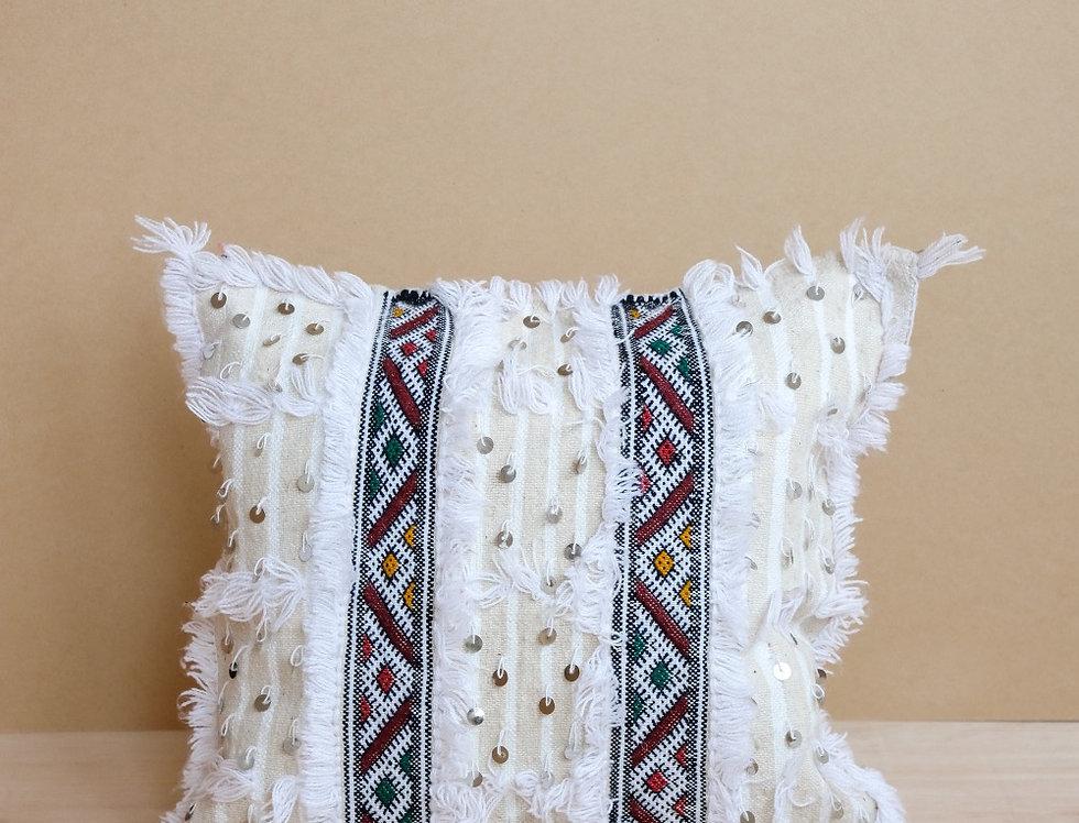 Traditional Moroccan Cushion