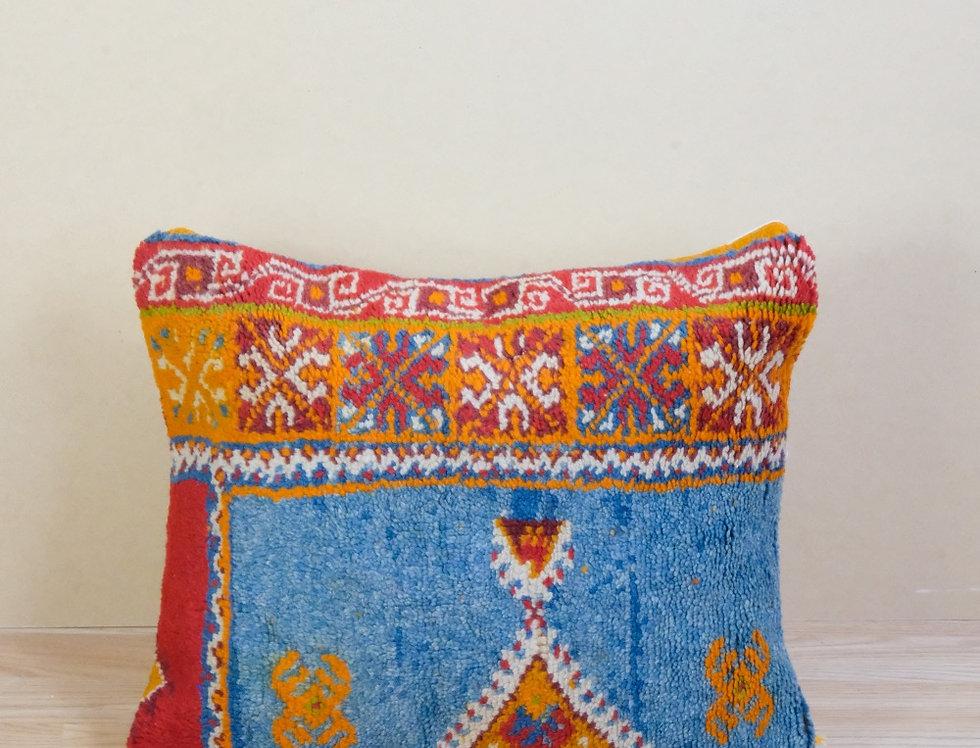 Moroccan Carpet Cushion