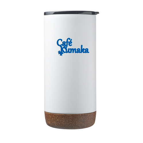 16 oz. Cork Bottom Travel Tumblers