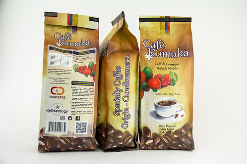 Kumaka Coffee Ground 450g