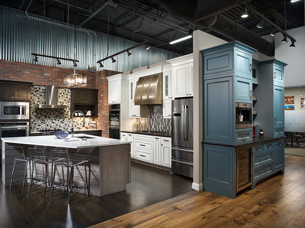 Enchanted Kitchens Denver Showroom