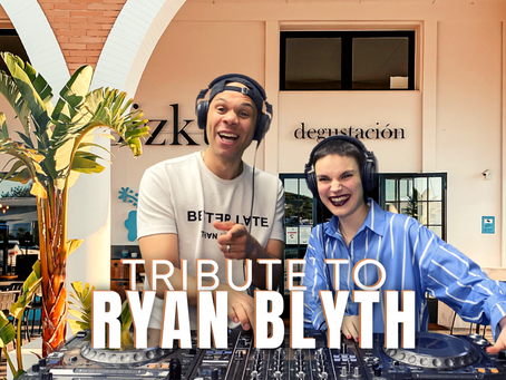 TRIBUTE TO RYAN BLYTH
