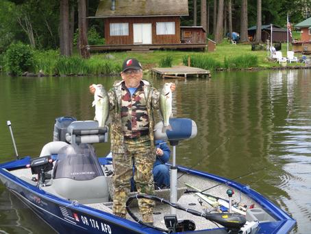 2019 Silver Lake Fishing Report