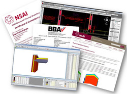 NSAI Approved Thermal Modelling