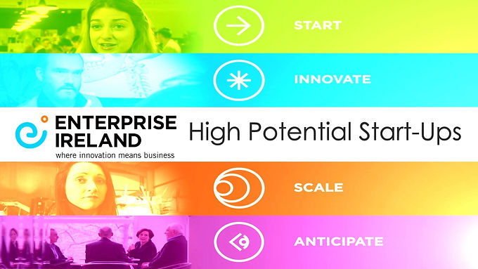 JAN 2016 - Evolusion Innovation International awarded HPSU status by Enterprise Ireland