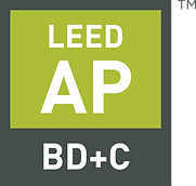 AUG 2018 - Ludwika Balinska, at the time our Sustainability Team Leader, attained the designation of LEED AP® Building Design + Construction
