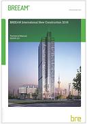 BREEAM International New Constr Manual F