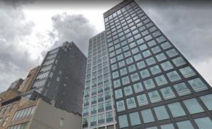 Tallest modular hotel in US