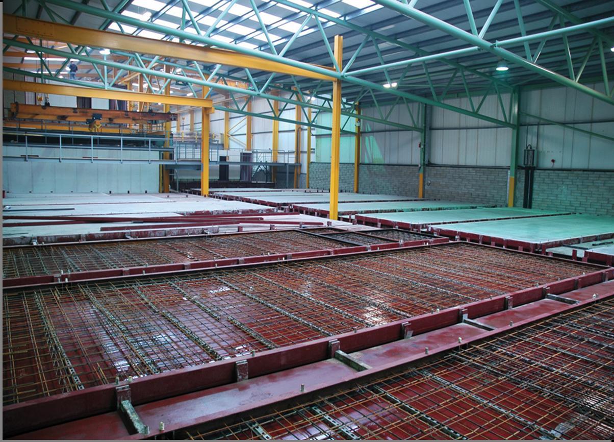 Module floors