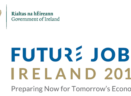What the Future Jobs Ireland 2019 report means for MMC/Offsite Construction