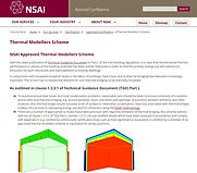 JUL 2015 - Evolusion listed on Thermal Modelling Register