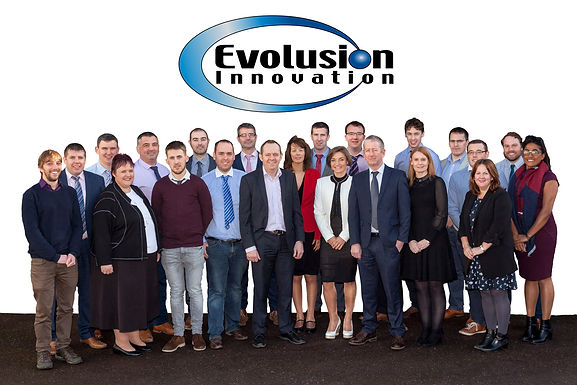 DEC 2017 - The Evolusion team of industry experts continues to grow