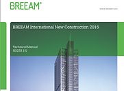 MAY 2019 - Ludwika Balinska, at the time our Sustainability Team Leader, achieved BREEAM International New Construction Competent Person status